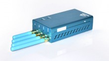 Skyblue Handheld GPS (GPS L1/L2/L3/L4/L5) Signal Blocker