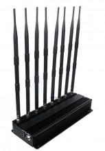 18W High Power Multi-purpose Signal Blocker for 3G 4G UHF VHF WiFi Devices