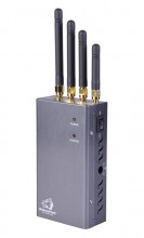 Portable Signal Jammer for WiFi Wireless Audio Video Devices